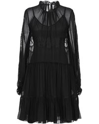 3.1 Phillip Lim Short Dress - Black