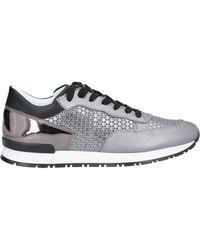 Pollini Low-tops & Sneakers - Gray
