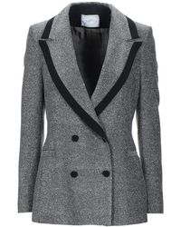 Soallure Suit Jacket - Metallic
