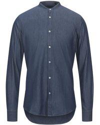 Massimo Rebecchi Denim Shirt - Blue