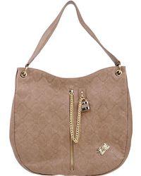 Secret Pon-pon Handbag - Multicolor