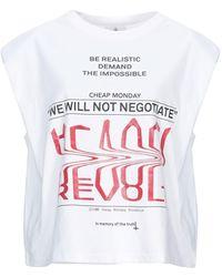 Cheap Monday T-shirt - White