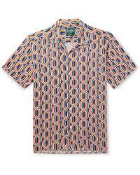 Gitman Vintage Shirt - Multicolor