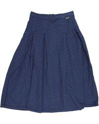 Guess 3/4 Length Skirt - Blue