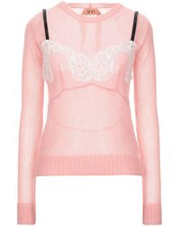 N°21 Pullover - Pink