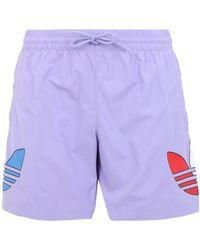 adidas Originals Swim Trunks - Purple