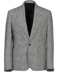 Aglini Suit Jacket - Black