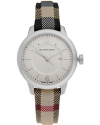 Burberry - Wrist Watches - Lyst