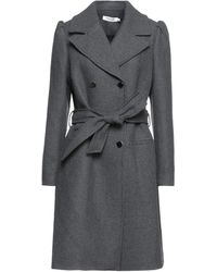 Naf Naf Coat - Grey