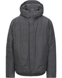C P Company Down Jacket - Grey