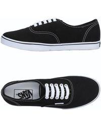 Vans Low-tops & Trainers - Black
