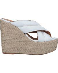 Fiorina Sandals - White