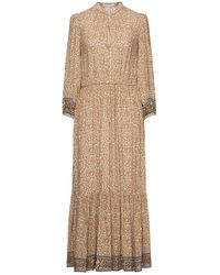 Vanessa Bruno Long Dress - Natural