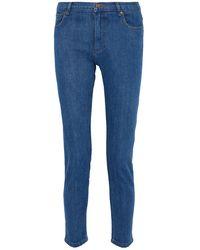 A.P.C. Denim Trousers - Blue