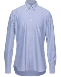 Guglielminotti Shirt - Blue