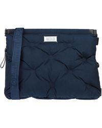 Maison Margiela Cross-body Bag - Blue