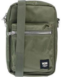 WOOD WOOD Cross-body Bag - Green