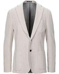 Alviero Martini 1A Classe Suit Jacket - Natural