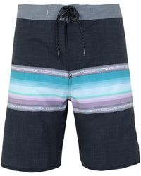 Quiksilver Beach Shorts And Pants - Gray