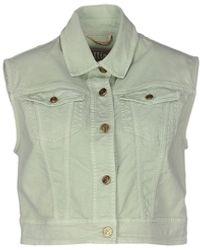 John Galliano Denim Outerwear - Green