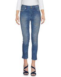 Marani Jeans Denim Pants - Blue