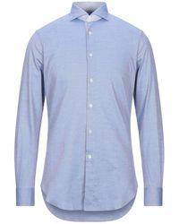 Pal Zileri Shirt - Blue