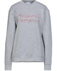Giada Benincasa Sweatshirt - Grau