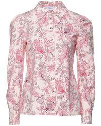Soallure Camicia - Rosa