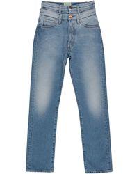 Aries Denim Trousers - Blue