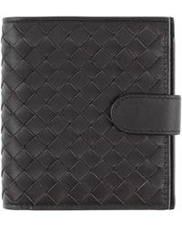 Bottega Veneta Wallet - Black