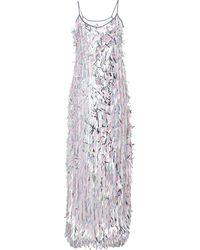 Ultrachic Long Dress - Grey