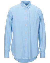 AMI Camisa - Azul