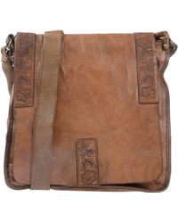 Campomaggi Shoulder Bag - Natural