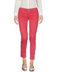 Dondup 3/4-length Trousers - Multicolour