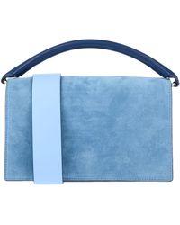 Diane von Furstenberg Cross-body Bag - Blue