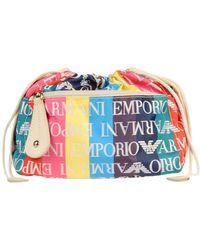 Emporio Armani - Beauty Cases - Lyst