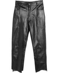 Manokhi Trouser - Black