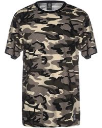 Franklin & Marshall - T-shirts - Lyst