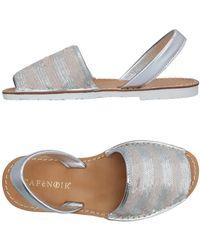CafeNoir Sandals - Pink