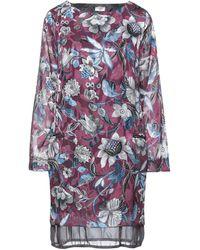 EMMA & GAIA Short Dress - Multicolour