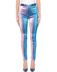 Roberto Cavalli Casual Pants - Blue