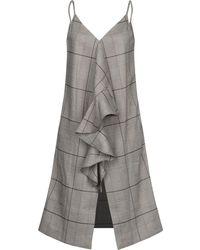 ELEVEN PARIS Knee-length Dress - Gray
