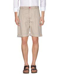 Armani Jeans Shorts & Bermuda Shorts - Natural