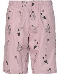 Edwin Shorts & Bermudashorts - Pink