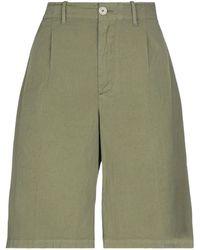 Pence Shorts e bermuda - Verde
