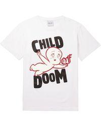 Resort Corps T-shirts - Weiß