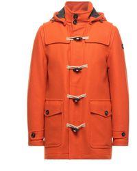 Paul & Shark Coat - Orange