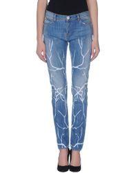 Each x Other - Denim Trousers - Lyst