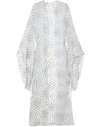Marie France Van Damme Beach Dress - White