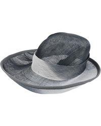 Armani Hat - Grey